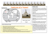 Climate Dwellings - How people adapt to live in environments.