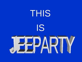 Climate, Environment and Weather Jeeparty