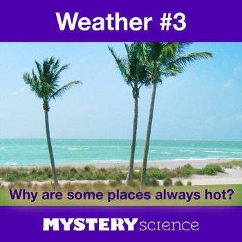 Weather NGSS:Climate & Geography ❤ BUNDLE:Activity, Reading,Assessment—SALE