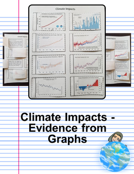 Climate Impacts - a graph matching activity