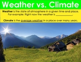 Climate PPT Lesson