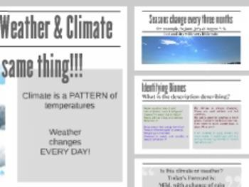 Climate Prezi