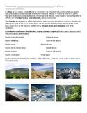 Climate Regions - Regiones climaticas