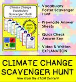 Climate Scavenger Hunt Game