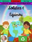 Climate: Solstices and Equinox
