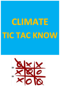 Climate Tic Tac Know