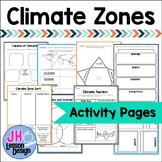 Climate Zone Activity Pages