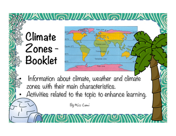 Climate Zone - Booklet