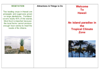 Climate Zone Brochure