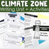 Climate Zone Bundle - Informational Essay & Activities