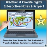 Climate Zone Google Slide Show Project