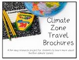 Climate Zone Travel Brochures