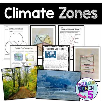 Climate Zones Unit