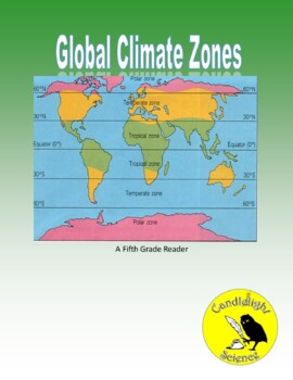 Climate Zones (710L) - Science Informational Text Reading Passage