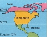 Climate Zones Lesson Plan