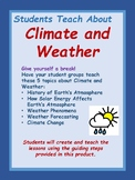 Climate and Weather - Students Teach the Lessons
