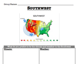 Climate and Weather - Written Lesson Plan Included