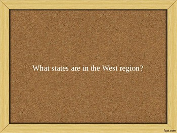 Climate and the West Region