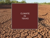 Climate in Texas