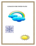 Climate in the United States part 2 (Fun Activities and Centers)