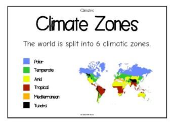 Climates Around the World
