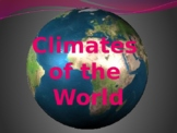 Climates of the World