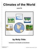 Climates of the World Activities (ULS)