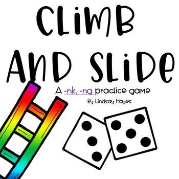 Climb and Slide Consonant Patterns -nk, -ng