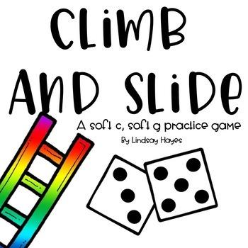 Climb and Slide- Soft C, Soft G