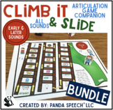 Climb it & Slide Articulation Game Companion BUNDLE