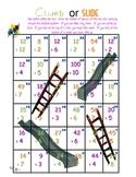 Climb or Slide - Super Fun Division Game