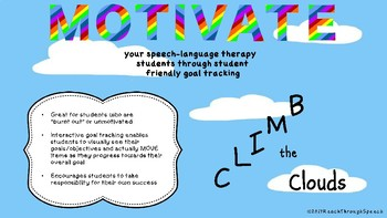 """Ch"" - Motivating Speech Therapy Students with Goal Tracking"