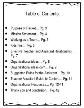 Climb the Ladder to Classroom Success Teacher and Teacher Assistant Relationship