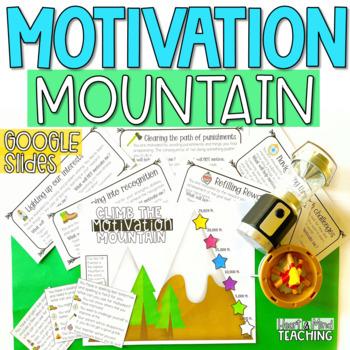 Climb the Motivation Mountain