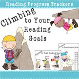 Climb to Reading Goals - Reading progress, data trackers
