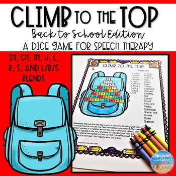 Climb to the Top Articulation: Back to School