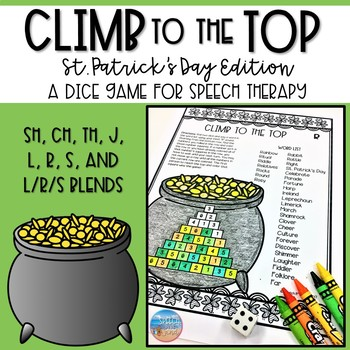 Climb to the Top Articulation: St. Patrick's Day