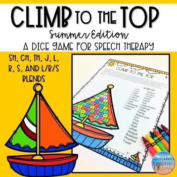 Climb to the Top Articulation: Summer