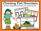 Climbing Plot Mountain (Graphic Organizers & Posters for Teaching Plot)