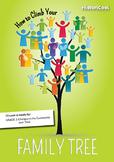 Climbing your Family Tree Resource Bundle
