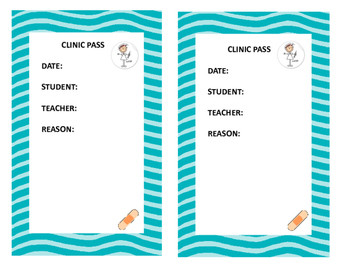 Clinic pass