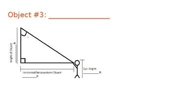 Clinometer Activity