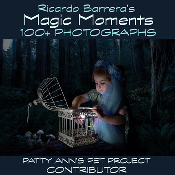 Mystical Clip Art *100 Photographs Magic Moments *Surreal & Enchanting Images!