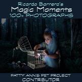 Mystical Clip Art *100 Photographs Magic Moments *Surreal