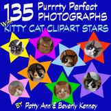 Cat Clip Art * 135 Photographs *10 Kitty Feline Jpeg Image