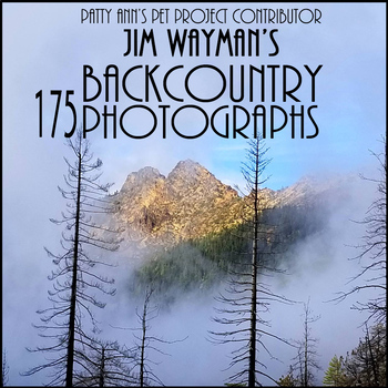 Backcountry Clip Art * 175 Photograph Jpegs: Hike -South Oregon North California