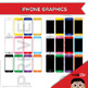 Clip Art: 36 iPhone graphics