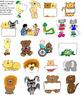 Clip Art ANIMAL KIDS