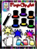 Clip Art~ Abracadabra!  Magic Clip Art