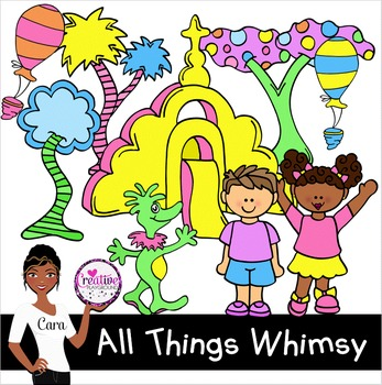 Clip Art~ All Things Whimsy